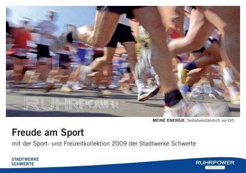 Freude am Sport