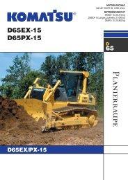 D65EX/PX-15
