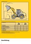 Offizielles Datenblatt, PDF - Marzi-Baumaschinen.de - Page 4