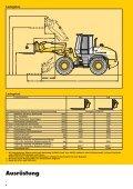 Offizielles Datenblatt, PDF - Marzi-Baumaschinen.de - Page 6