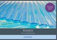 Preisliste Schwimmbadabdeckungen 2013 als PDF downloaden.