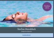 Download Preisliste PDF - Starline Pool GmbH