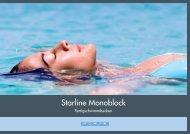 Starline Monoblock - Starline Pool GmbH
