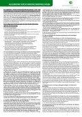 Versicherungsbedingungen Restkreditschutz - Credit Europe Bank - Seite 2