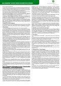 Versicherungsbedingungen Restkreditschutz - Credit Europe Bank - Seite 4