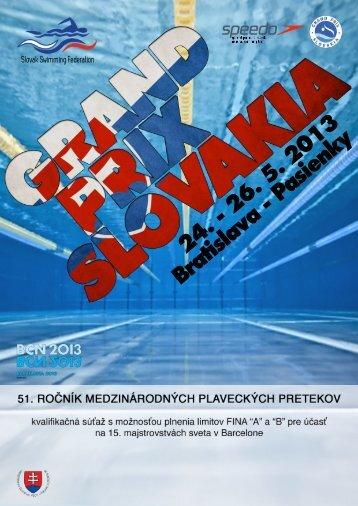 24. - 26. 5. 2013 Bratislava - Pasienky