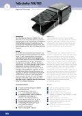 Fußschalter FDC - ELEKTRA Tailfingen - Seite 2