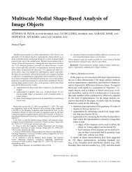 Multiscale medial shape-based analysis of image objects ...