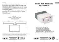 Emmi-Nail Premium - Emag AG