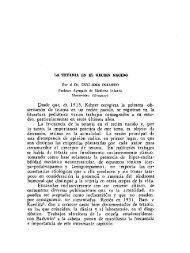 Desde que, eh 1913, Kehrer recogiera la primera ob ... - SciELO