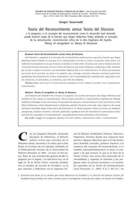 Estudios 8 Scielo