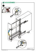 Handtuchhalterauszug Backblech- und Tablettauszug - Lmc - Seite 4