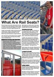 Rail Seats? - Bristol City Supporters Trust