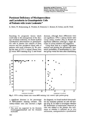 Persistent Deficiency of Myeloperoxidase and Lactoferrin in ...