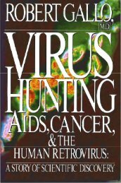 Virus Hunting - AIDS, Cancer and the Human Retrovirus: A Story of ...