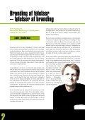 DEN oPLEvELSESøKoNoMISKE uDFoRDRING: - Brand Base - Page 2