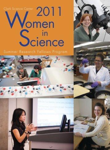 Summer Research Fellows Program - Clark Science Center - Smith ...