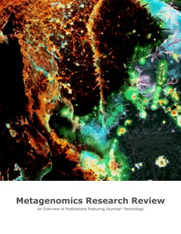 Metagenomics Research Review - Clark Science Center