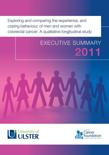 EXECUTIVE SUMMARY - Faculty of Life and Health Sciences ...