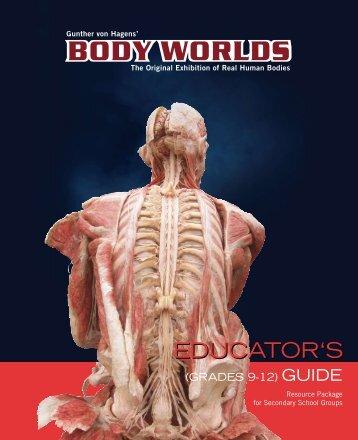 Educator's Guide (Grades 9-12) - Buffalo Museum of Science