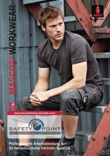 Professionelle Arbeitskleidung & Sicherheitsschuhe höchster Qualität