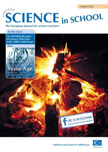 Download Issue 25 as PDF - Science in School
