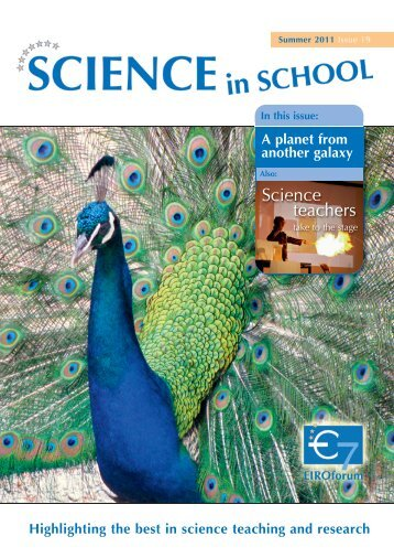 Download Issue 19 as PDF - Science in School