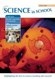 Download Issue 10 as PDF - Science in School