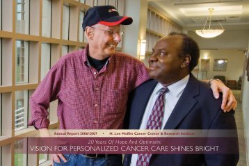 Vision for Personalized Cancer, Care Shines Bright - ScienceScribe ...