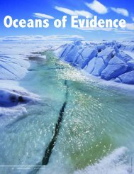 Oceans of Evidence for Global Warming - ScienceScribe.Net