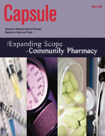 Expanding Scope Community Pharmacy - ScienceScribe.Net