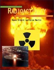 RADIOACTIVITY - the Scientia Review