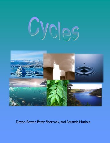 Cycle - the Scientia Review