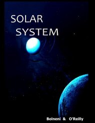 Solar System - the Scientia Review
