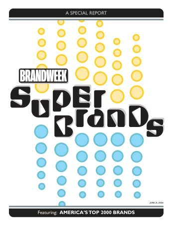 Superbrands 2004 - Brand Autopsy