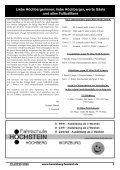 TG Höchberg - Blau-Weiß Leinach - Seite 3