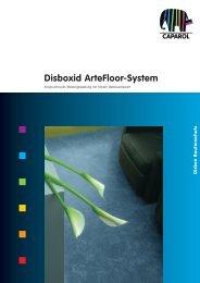 Disboxid ArteFloor-System - Caparol