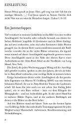 EINLEITUNG Ein Jammerlappen - SCM R.Brockhaus