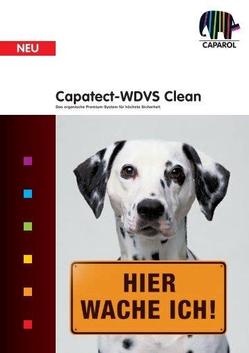 profess Capatect-WDVS Clean - Caparol