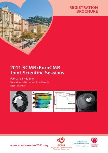 Registration Brochure_SCMR.indd - Society of Cardiovascular ...