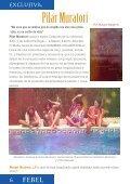 F E B E L Magazine Junio 2014 - Page 6