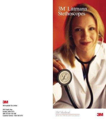 3M™ Littmann® Stethoscope - AMA Medical Products