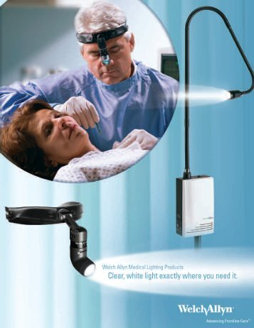 Exam Lights - AMA Medical Products