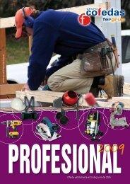 profesional 2009 - Cofedas