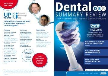 summary review - DentalCare