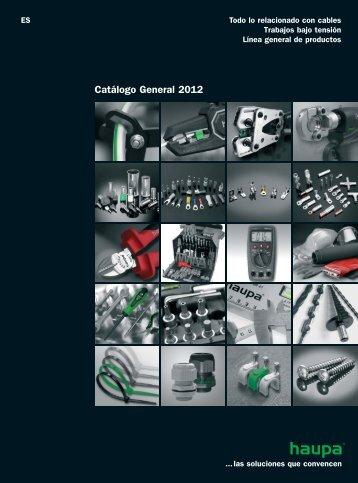Catálogo General 2012 - Fontgas