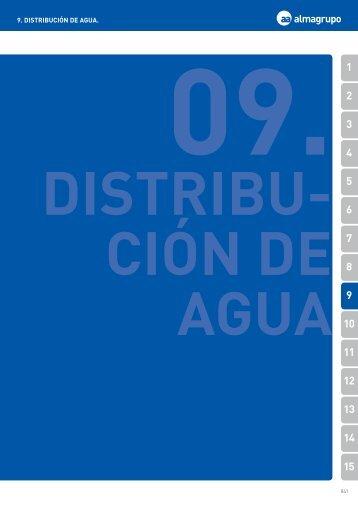 9. DISTRIBUCIÓN DE AGUA. - Fontgas
