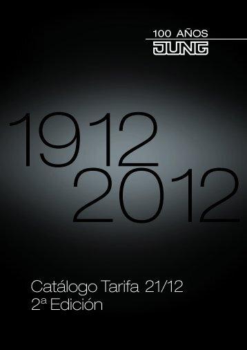 Catálogo Tarifa 21/12 2ª Edición - Fontgas