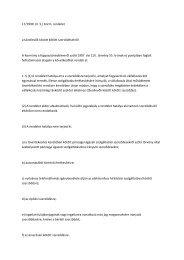 17/1999. (II. 5.) Korm. rendelet a távollevők között kötött ...