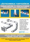 • konyha • iroda • fürdőszoba LÉGTECHNIKAI TARTOZÉKOK - Page 4